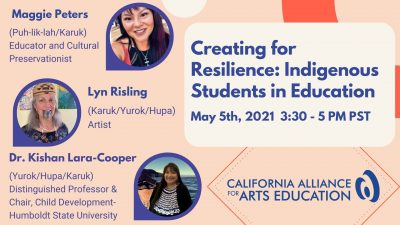 Creating for Resilience: Indigenous Students in Education