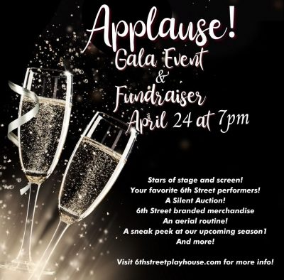 Applause! Gala Event and Fundraiser