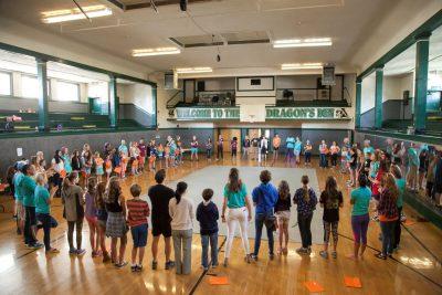 Transcendence Theatre Company's Kids Camp
