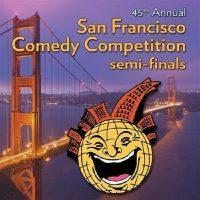 LBC Presents 45th Annual San Francisco Comedy Competition Semi-Finals