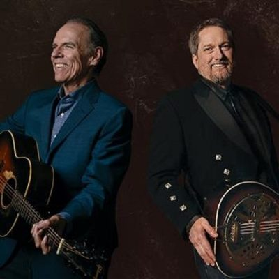 LBC Presents John Hiatt & The Jerry Douglas Ba...