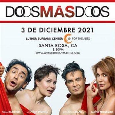 LJ Productions Presents Dos Más Dos