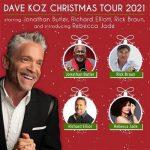 LBC Presents Dave Koz Christmas Tour 2021