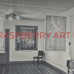 Neon Raspberry Art House