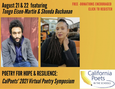 POETRY FOR HOPE & RESILIENCE: CalPoets' 2021 V...