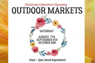 Clucktown Collective Outdoor Markets