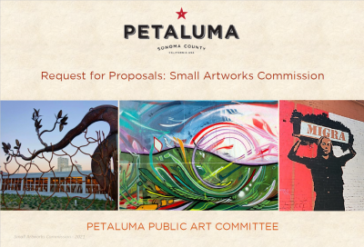 CALL FOR ARTISTS: Small Artworks Commission
