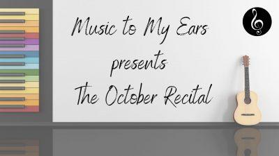 October Recital