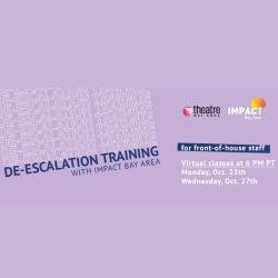 PROFESSIONAL DEVELOPMENT: De-Escalation Training