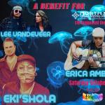 Eki'Shola / Erica Ambrin / Lee Vandeveer