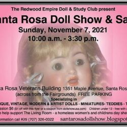 Santa Rosa Doll & Toy Show and Sale