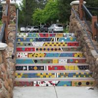 Abstract Mosaic Steps