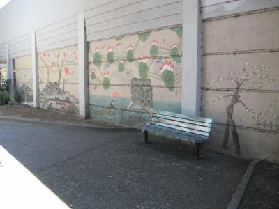 Jeju Way Mural