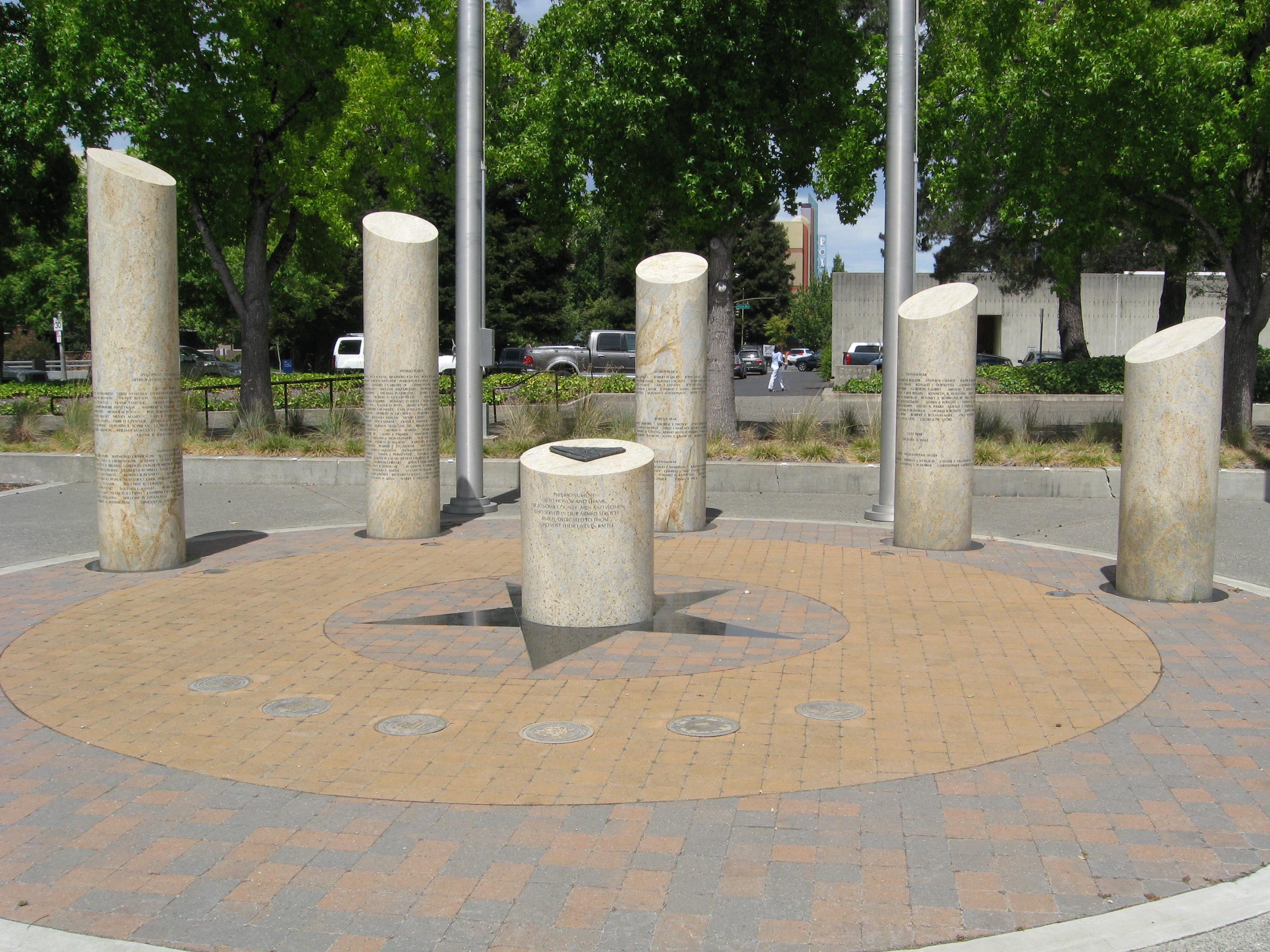 Veteran's Memorial Monument